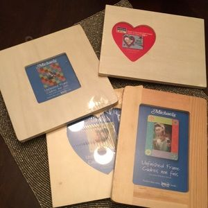 Other - 4 Pic frames